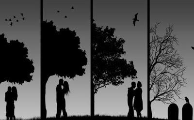 أمور ستجعلك تعرف إذا كنت ستظل تحب زوجتك للأبد حب رومانسية زواج عاطفة عشق رجل امرأة man woman love romance tree sunet