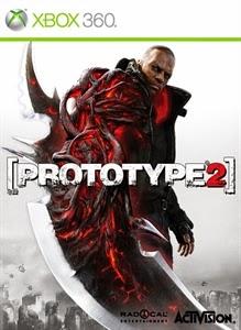 cover xbox360 du jeu prototype 2
