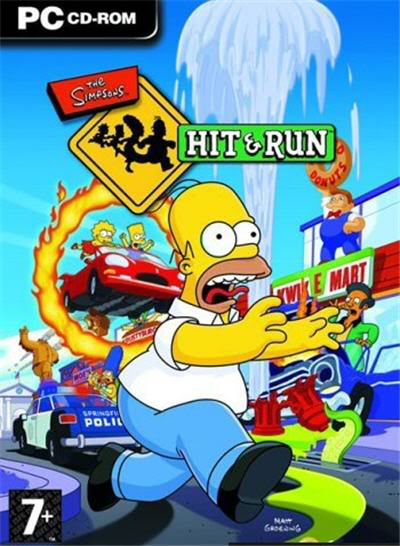 The Simpsons Hit and Run PC Game Overview