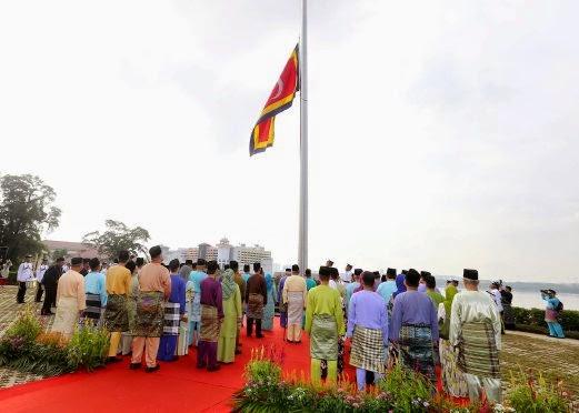 Majlis Kemahkotaan Sultan Johor 2015