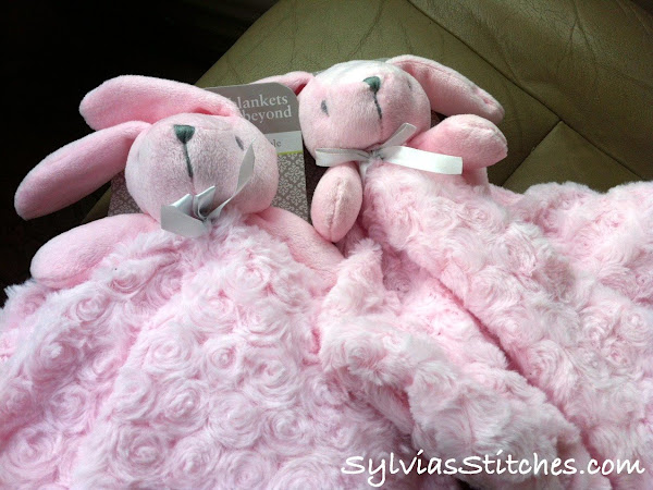 Embroidered Baby Nunu Blankets