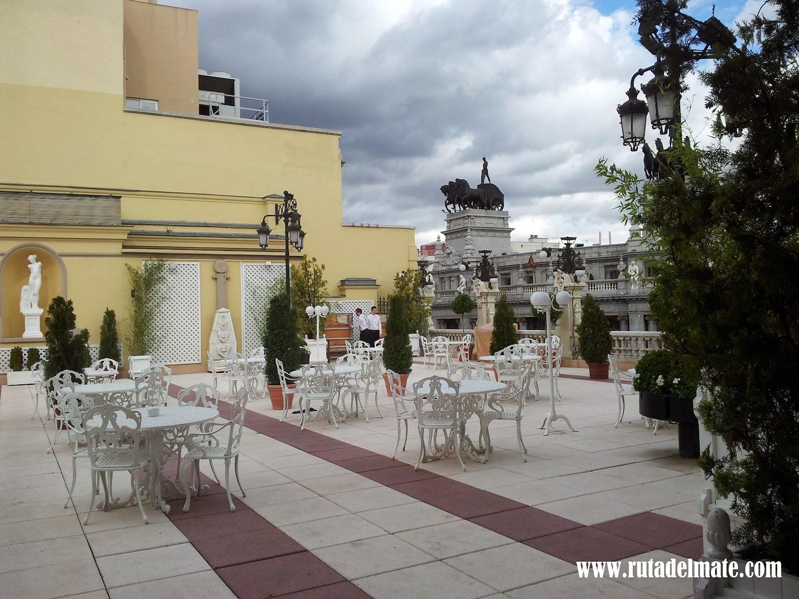 La terraza del casino de madrid reservation
