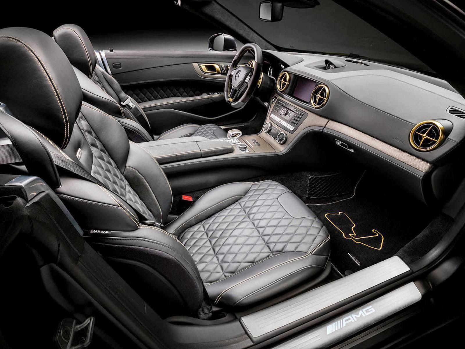 Nuevo Mercedes SL63 AMG Championship 2014 Collector's Edition
