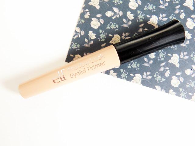 Eyelid Primer teinte Nude 2,50€ Base Paupière pas chère Elf Cosmetic Make Up Maquillage pas chère