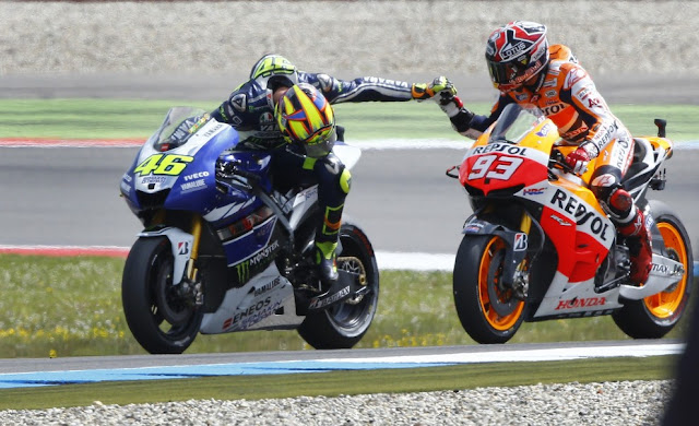 AGEN POKER-Pertarungan Rossi Dengan Marquess Yang Sengit