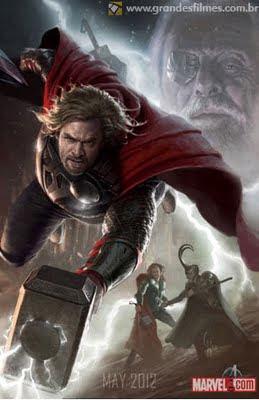 Os Vingadores - Thor