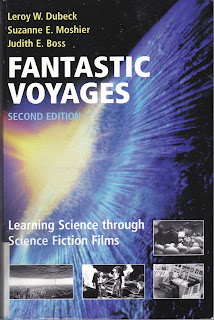 Cover: Fantastic Voyages by Dubeck, Moshier, Boss. Second edition.