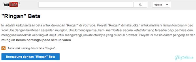 Cara Menonton YouTube Tanpa Buffering
