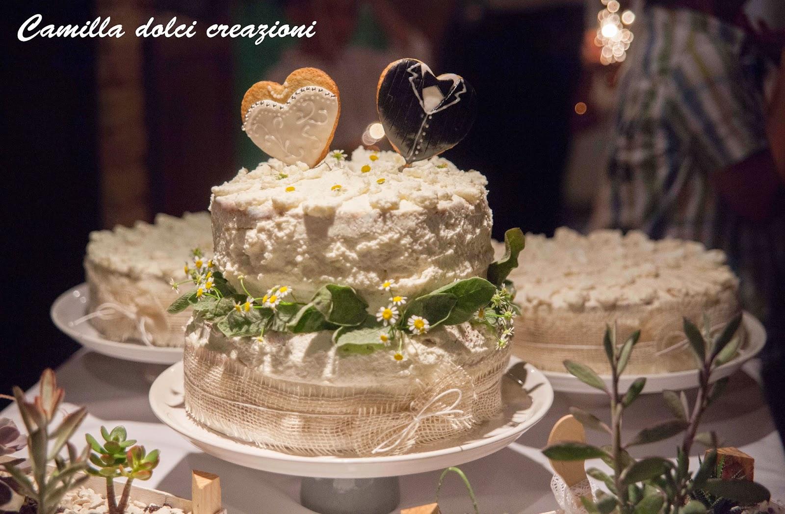 Camilla dolci creazioni tre romantiche wedding cakes per una coppia speciale di sposi - Glassa a specchio su pan di spagna ...
