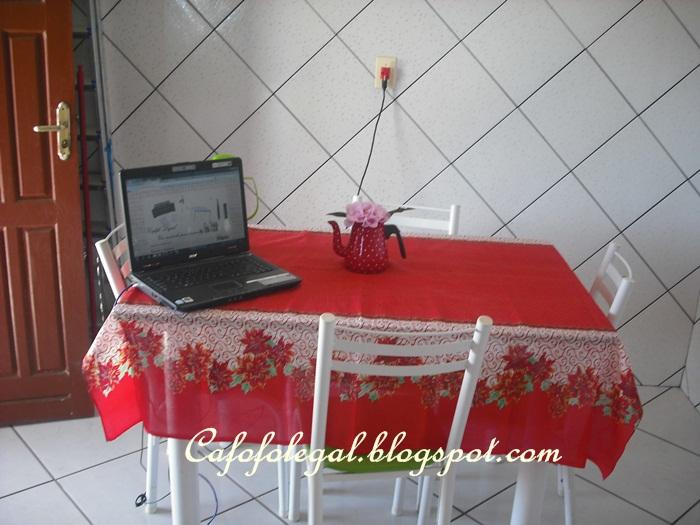 decoracao cozinha natal : decoracao cozinha natal:Cafofo legal: Minha decoração de Natal na cozinha