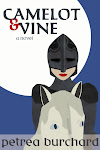 Camelot & Vine is available on Amazon and in some SoCal shops. Paperback and ebook.