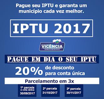 PREFEITURA DE VICÊNCIA