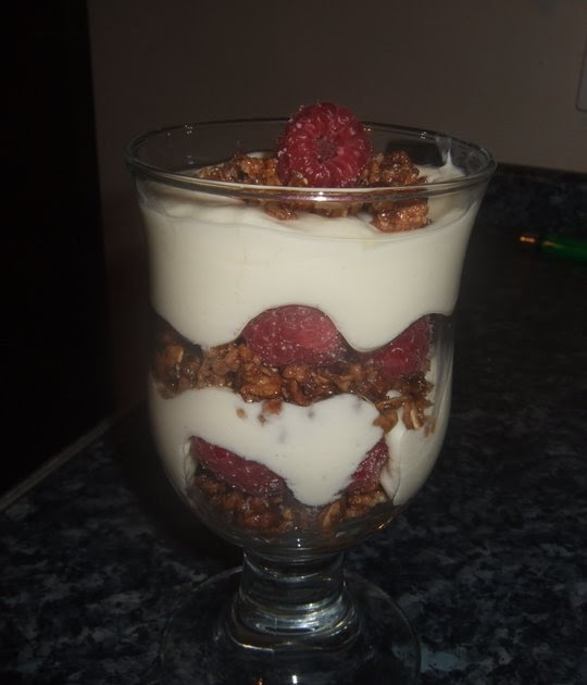 Slimming World Recipes White Chocolate And Raspberry Dessert