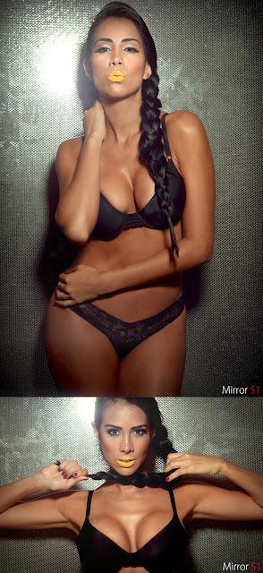 Monica Barco Modelo