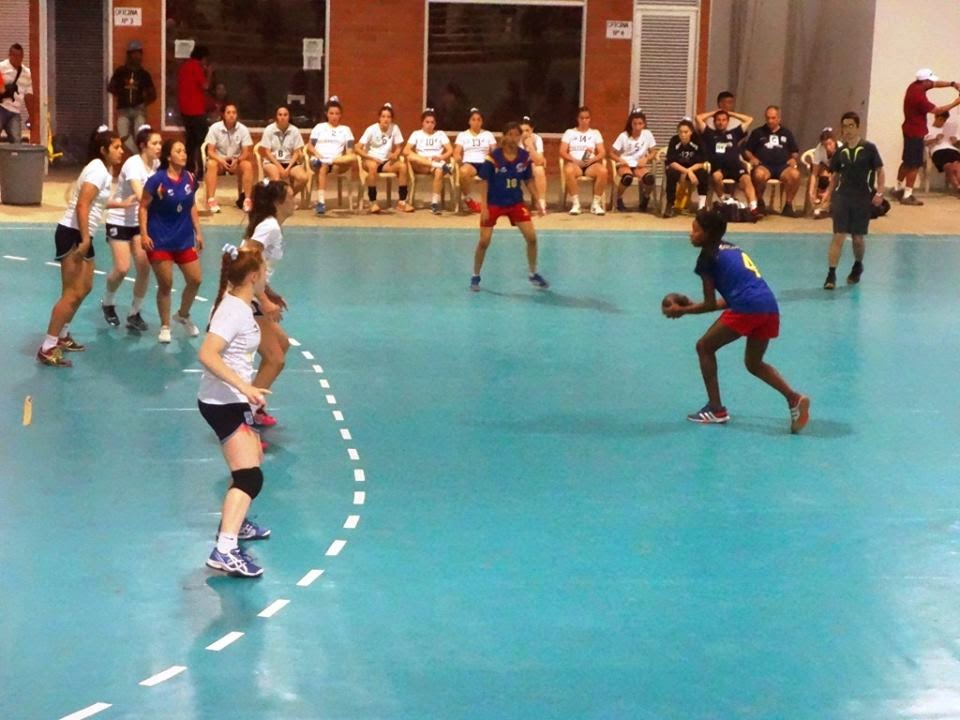 Sudamericano de Cadetes en Colombia | Mundo Handball