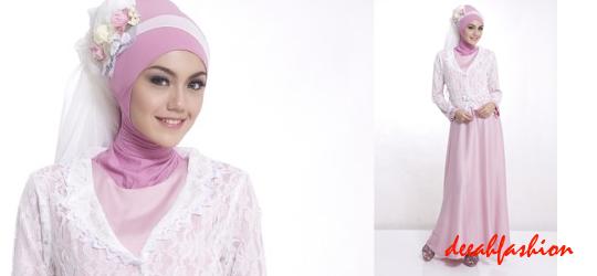 Trend Gamis Muslim Untuk Pesta 2014