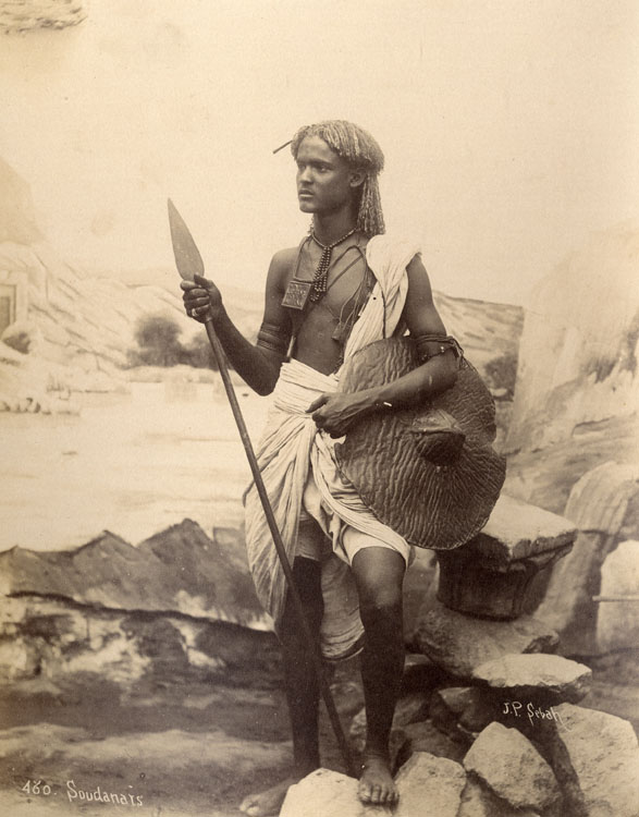 Old Photographs of African Warriors ~ vintage everyday