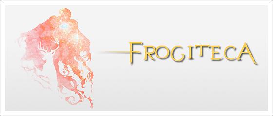 Cabecera del blog Frogiteca