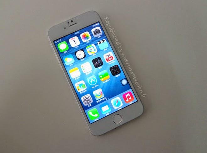 iPhone 6 chưa ra, hàng nhái đã được bán ở Trung Quốc