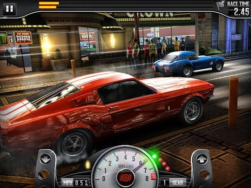 CSR Classics full apk game