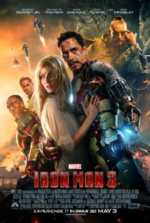 Watch Iron Man 3 Full Movie Online in English for Free only on tuberush.blogspot.in