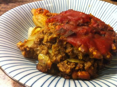 Vegetarian Shipwreck Casserole Recipes — Dishmaps
