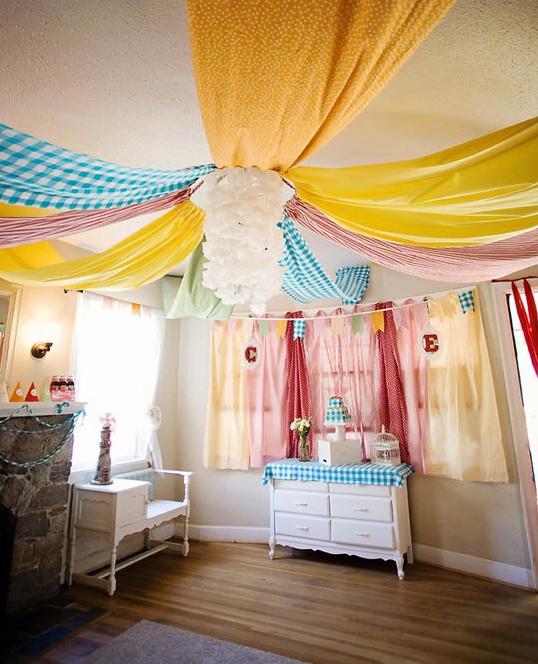 decorar con telas | facilisimo.com