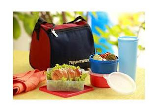 Tupperware Best Lunch Box With Bag Just for 497/- Only