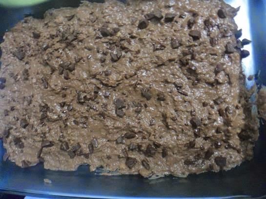 Torta de Bolacha de Chocolate