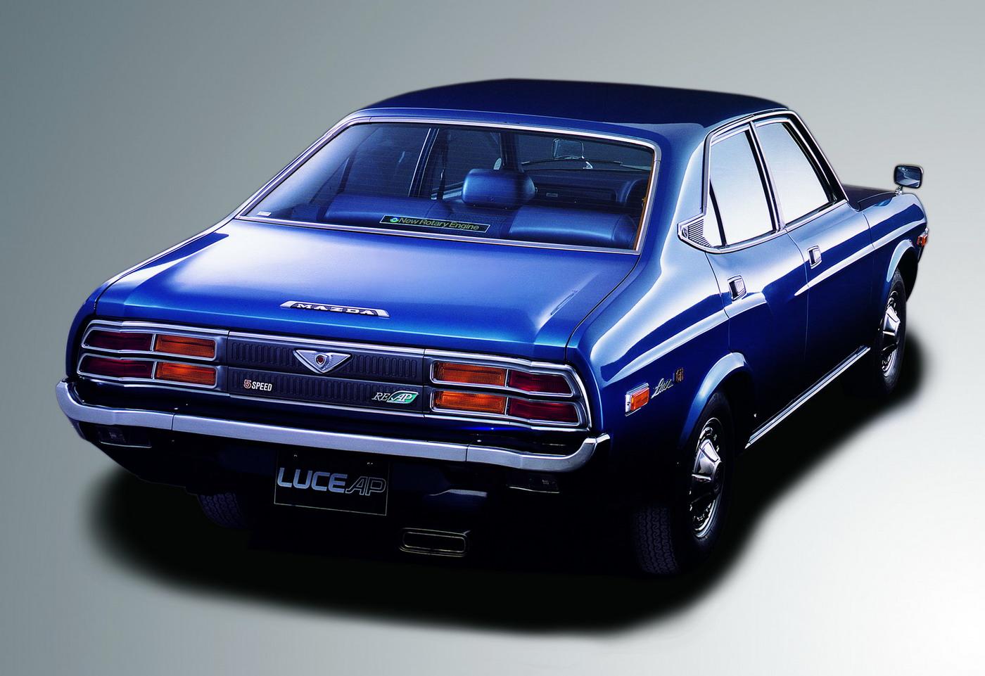 Mazda Luce MK2 RX-4