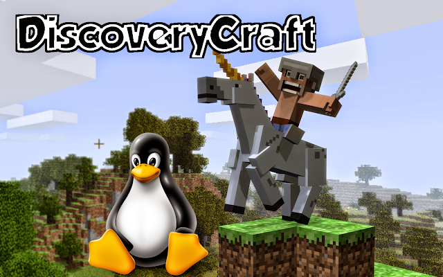DiscoveryCraft Minecraft
