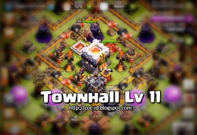 Town Hall Lv 11