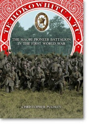 Te Hokowhitu a Tu: The Maori Pioneer Battalion in the First World War
