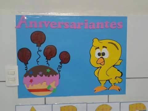 Painel aniversariante Galinha Pintadinha