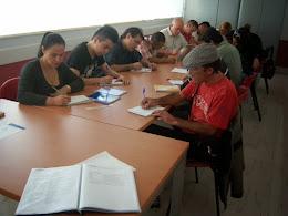 ÈXIT EN EL PROGRAMA D'ENSENYAMENT BÀSIC DE LLENGUA CATALANA