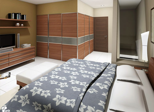 Desain Interior Untuk Apartemen Minimalis