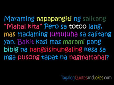 Cheesy Tagalog Quotes Images - 3