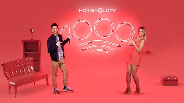 """MORNINGLORY"" (RADIOSET) 1.000 PROGRAMAS"