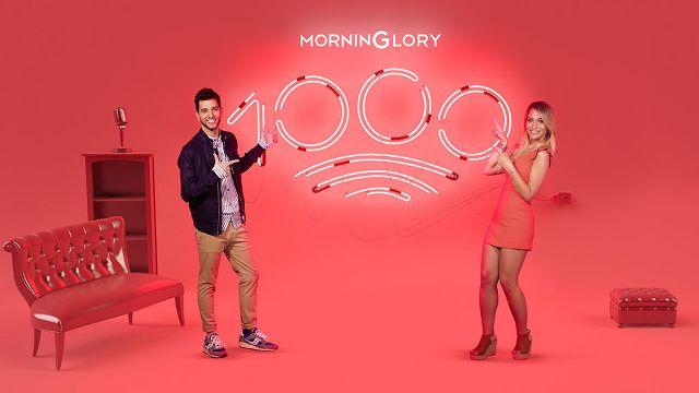 """MORNINGLORY"" (RADIOSET) 1.000 PROGRAMAS"
