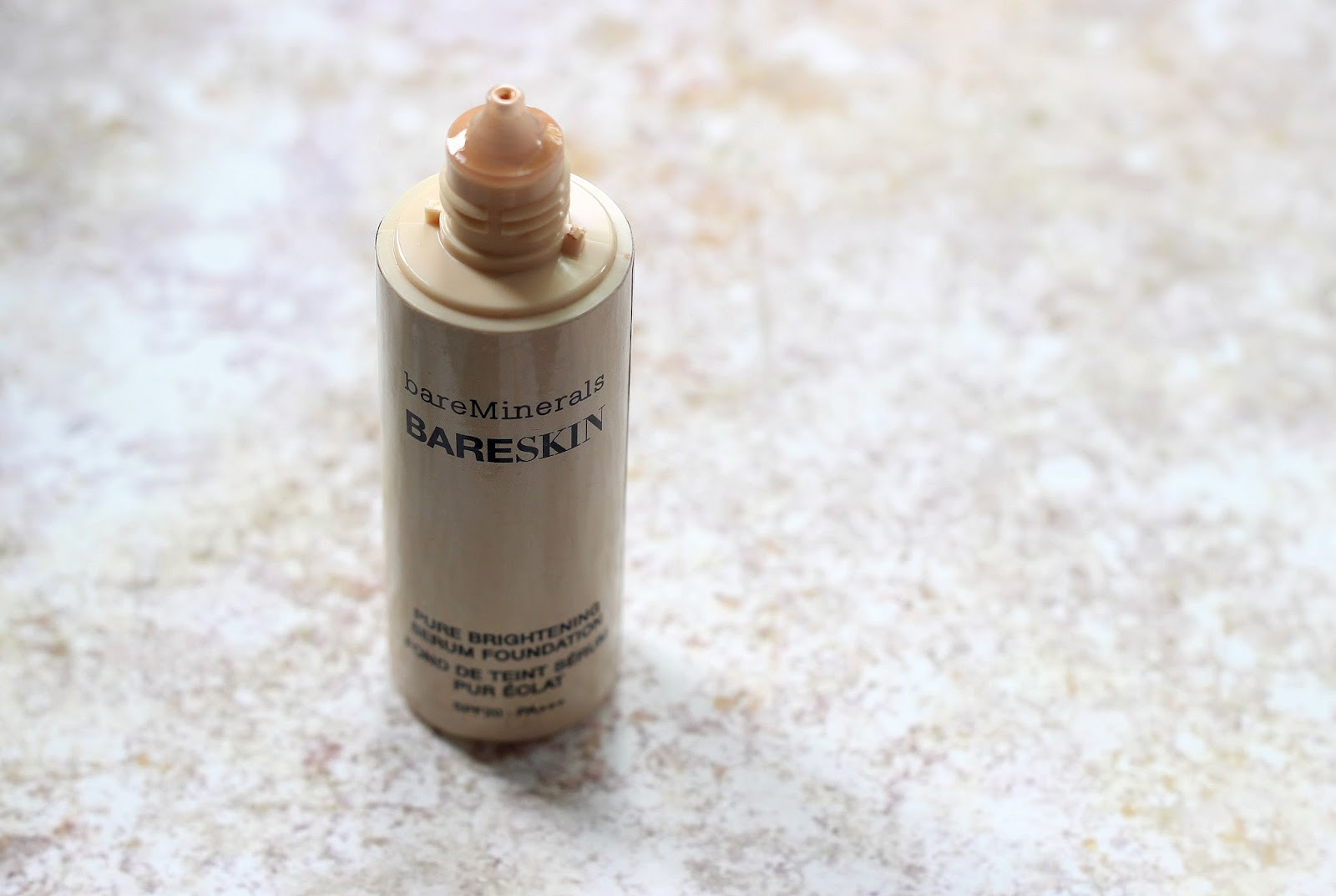 bareSkin® Pure Brightening Serum Foundation review