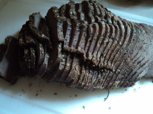 how to cook moose tongue
