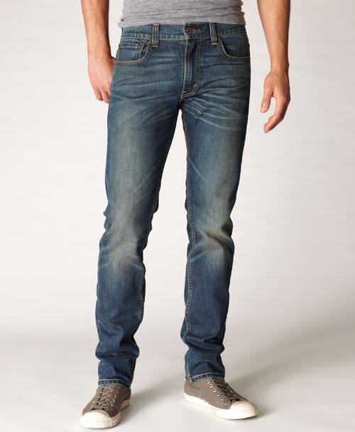 Men Jeans chart