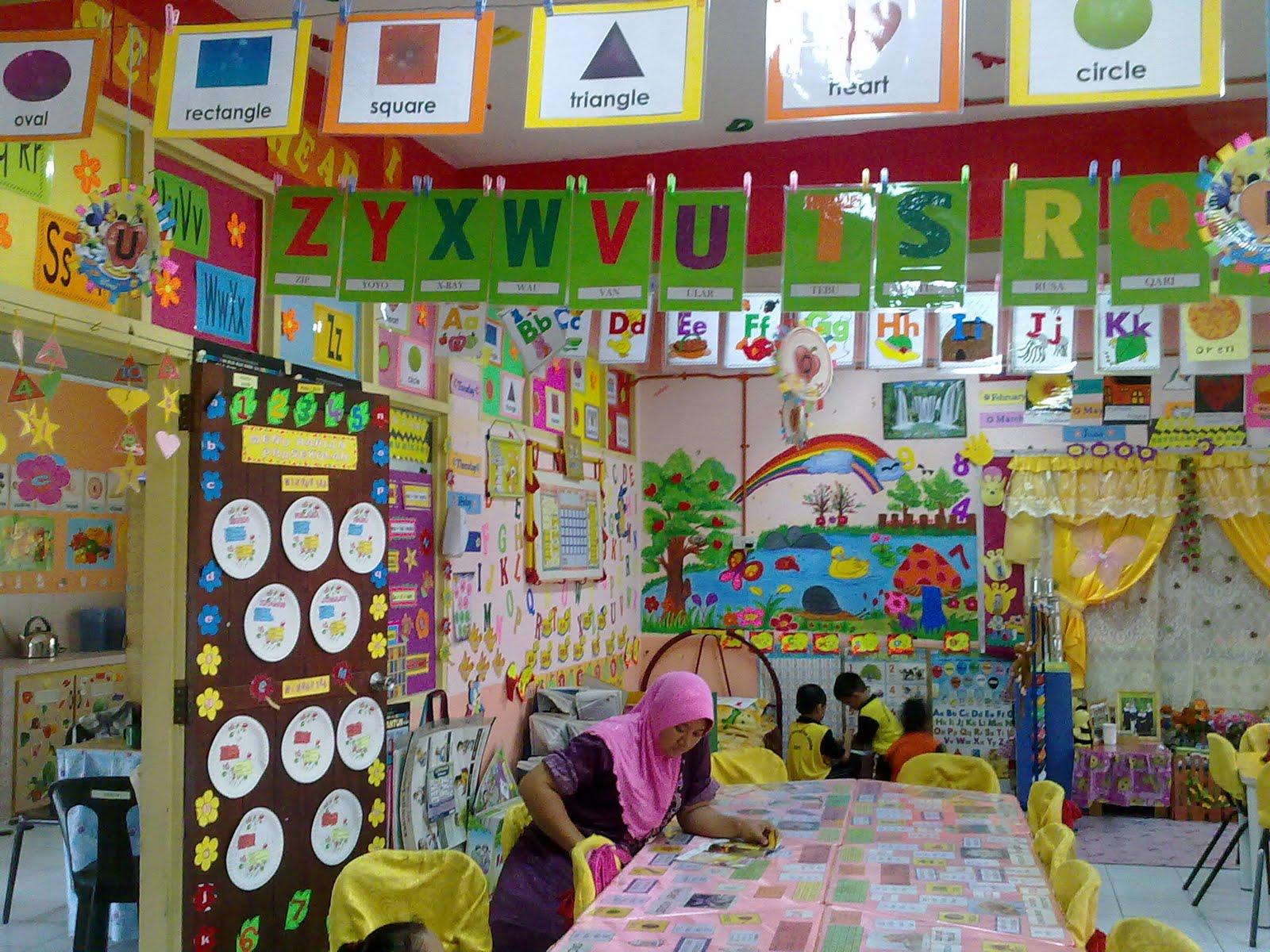 Contoh hiasan di tadika contoh hiasan di tadika for Contoh lukisan mural tadika