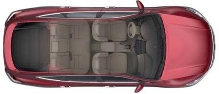 Susunan Mobil Honda Accord 2015
