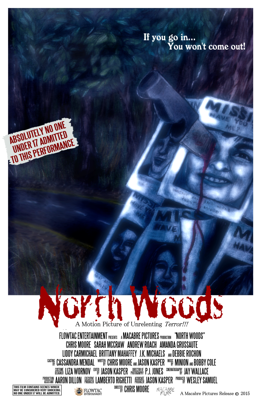 North Woods poster