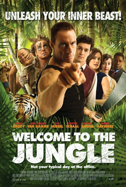 xem phim Thử Thách Sống Còn - Welcome to the Jungle (2013) full hd vietsub online poster
