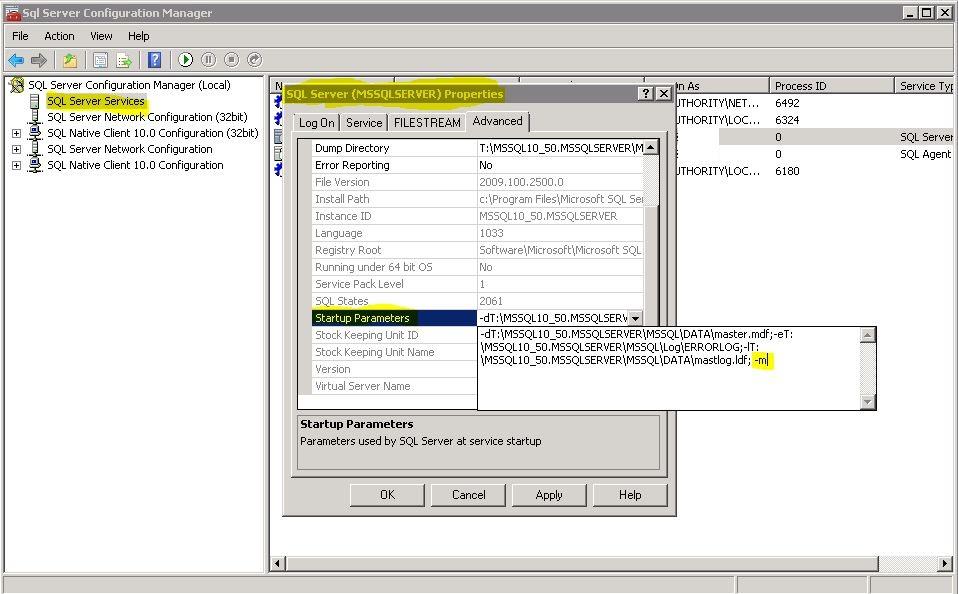 SQL Server G�nl�g�: Ocak 2012