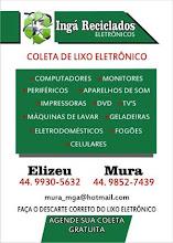 INGÁ RECICLADOS ELETRONICOS