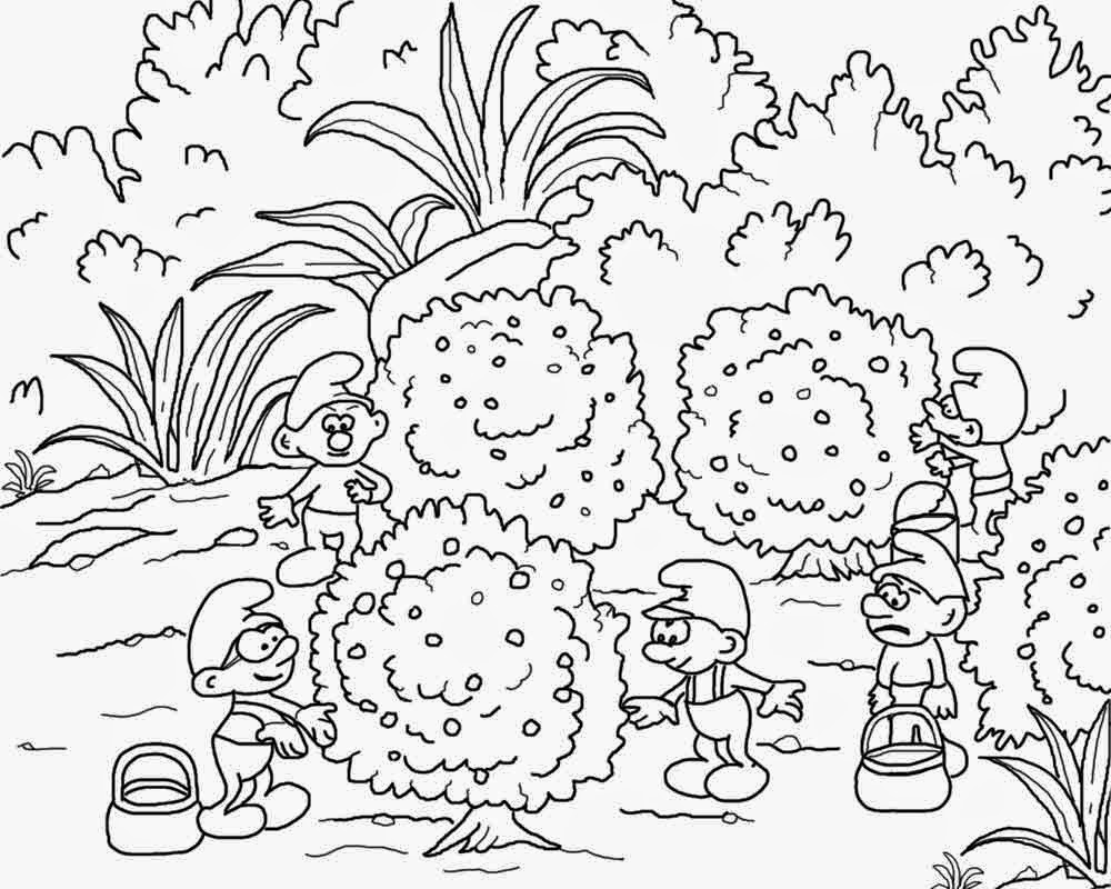 complex coloring pages for teenagers film2 smurf free pictures to color and print for older children - Coloring Books For Teens