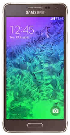 Samsung Galaxy Alpha Android